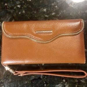 Rebecca Minkoff Leather Phone Case Iphone 8 Plus